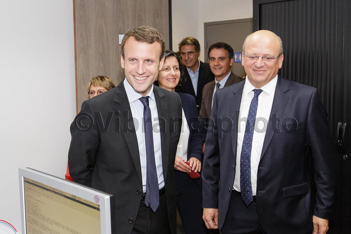 Reportage Evènementiel 26 visite president macron toulouse