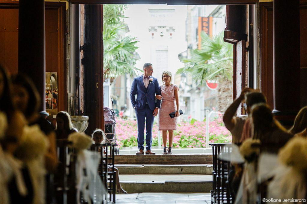 eglise-cazeres-mariage