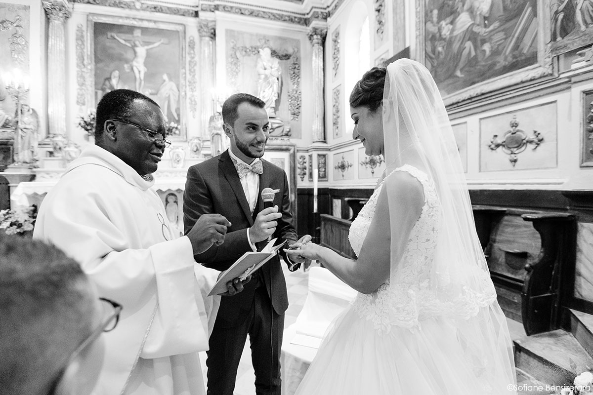 Mariage de Mathilde & Alexandre au Miroir des Lys 36 alliance mariage toulouse