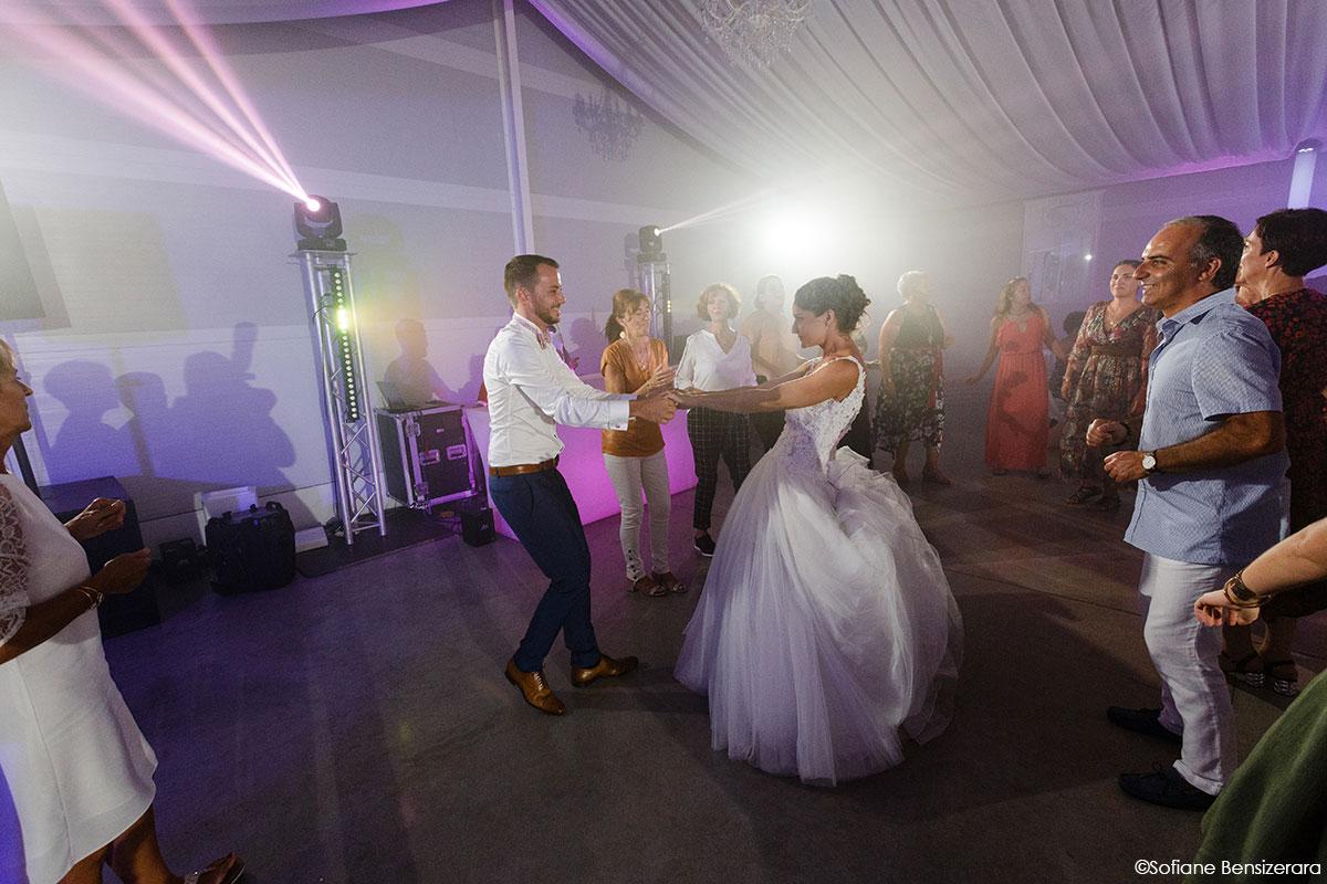Mariage de Mathilde & Alexandre au Miroir des Lys 78 belles photos mariage toulouse
