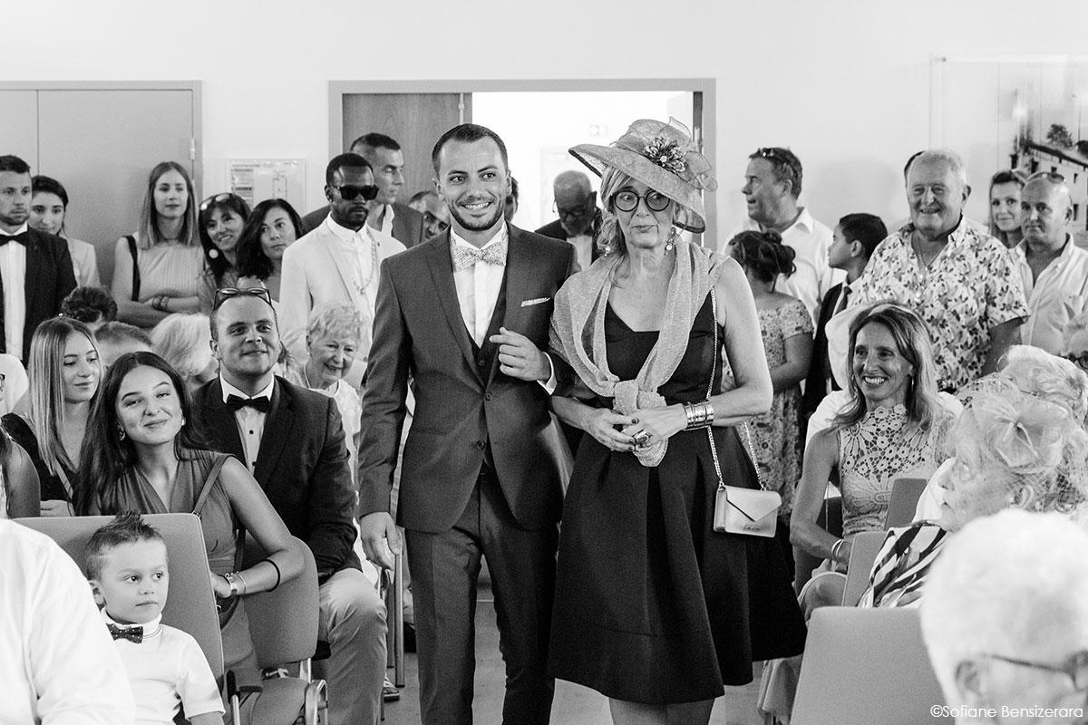 Mariage de Mathilde & Alexandre au Miroir des Lys 26 cérémonie civile mariage