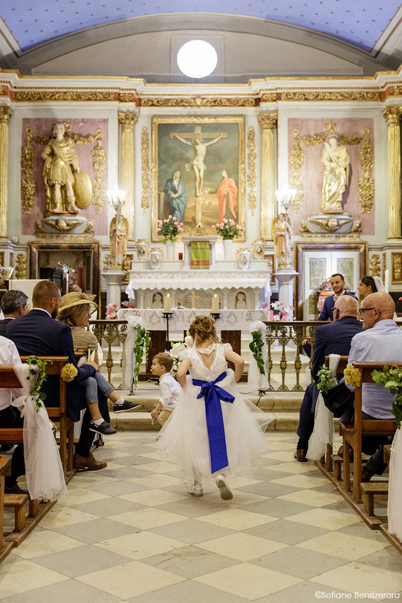 Mariage de Mathilde & Alexandre au Miroir des Lys 42 cérémonie religisieuse photos