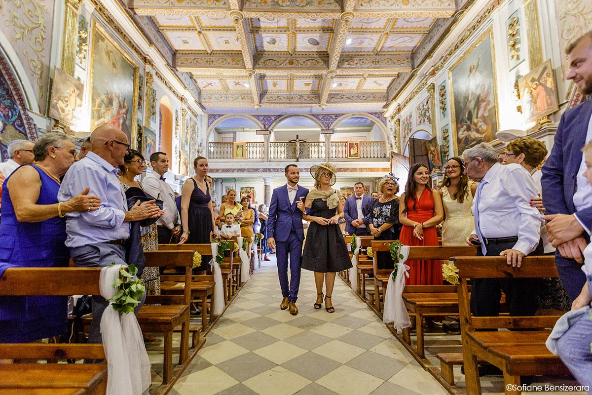 Mariage de Mathilde & Alexandre au Miroir des Lys 30 ceremonie religieuse mariage toulouse