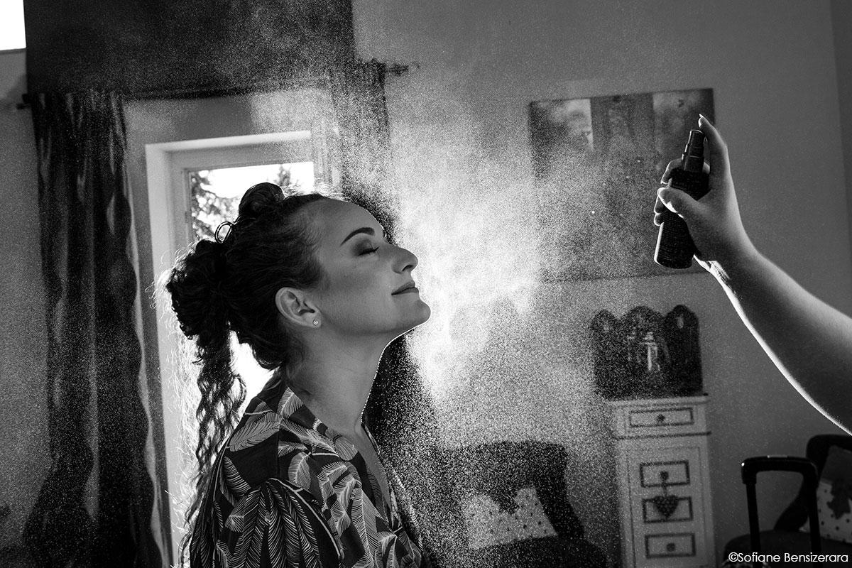 Mariage de Mathilde & Alexandre au Miroir des Lys 6 photos artistique mariage toulouse