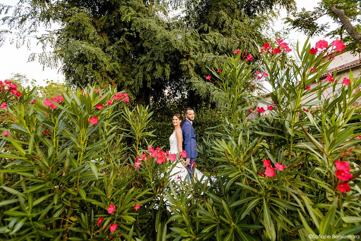 Mariage de Mathilde & Alexandre au Miroir des Lys 55 photos couple mariage composition