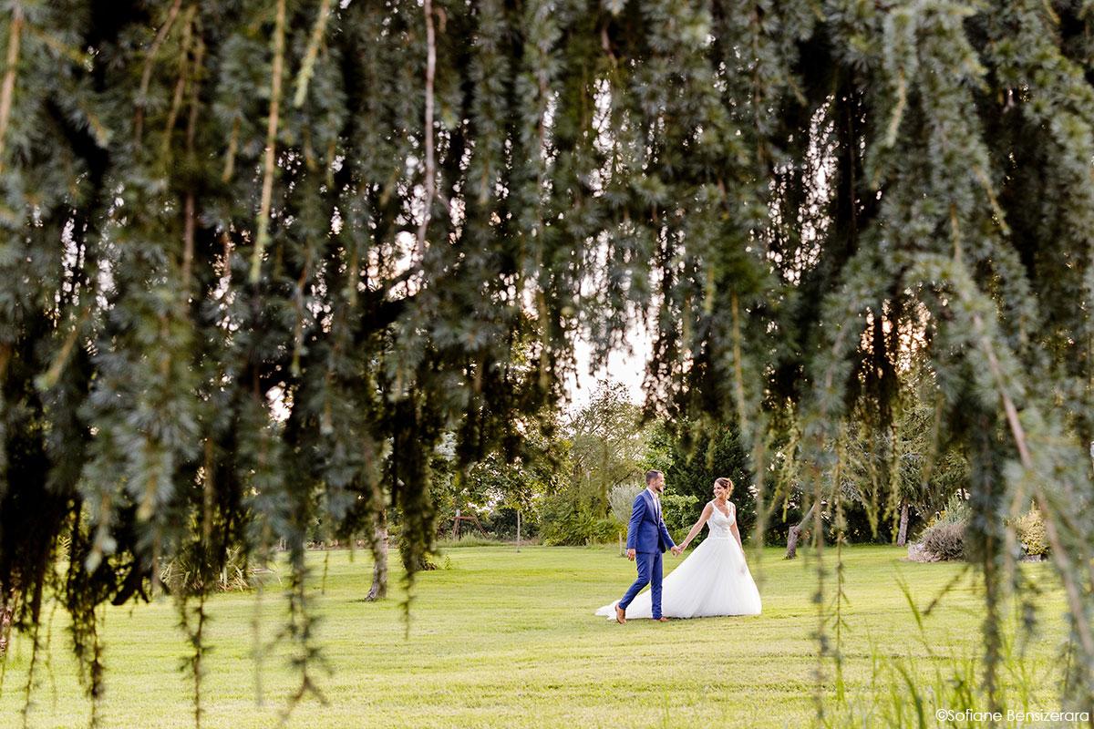 Mariage de Mathilde & Alexandre au Miroir des Lys 52 photos de couple mariage