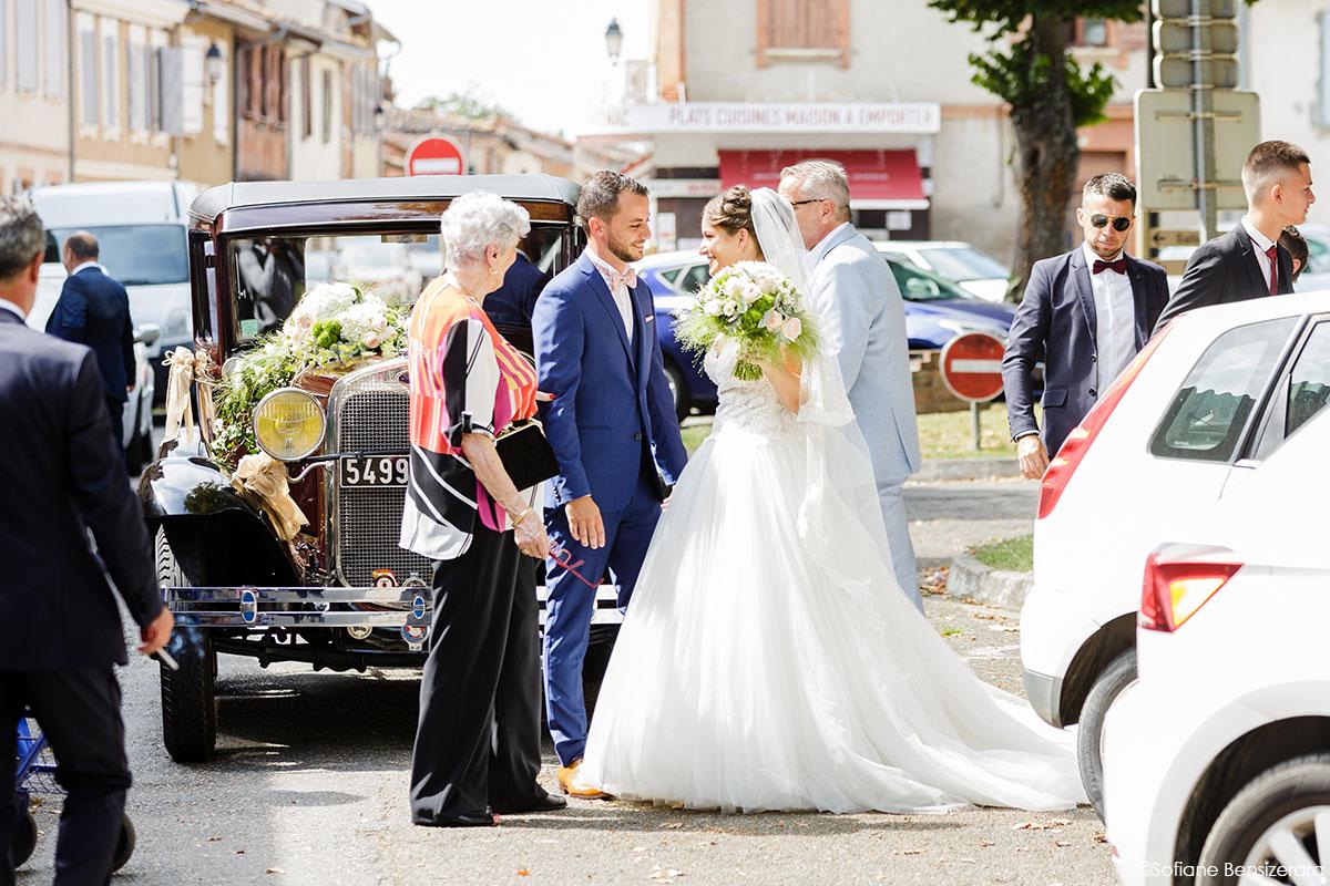 Mariage de Mathilde & Alexandre au Miroir des Lys 25 photos de mariage toulouse