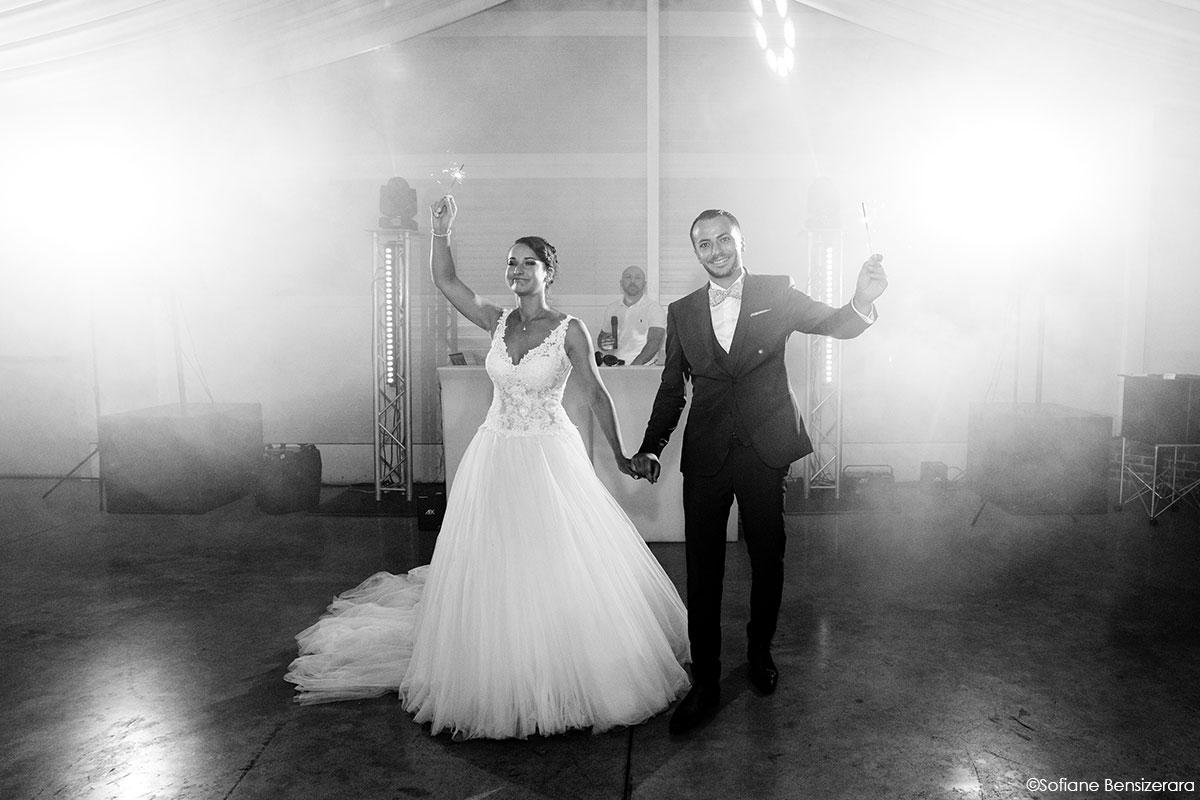 Mariage de Mathilde & Alexandre au Miroir des Lys 70 premiere danse mariage