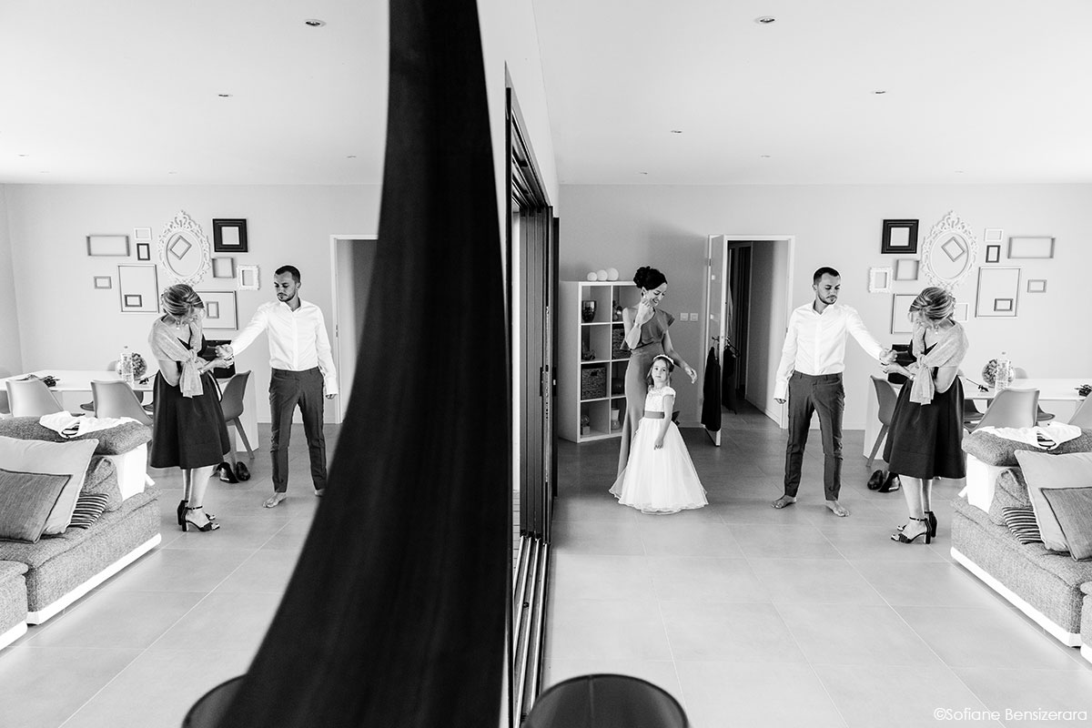 Mariage de Mathilde & Alexandre au Miroir des Lys 20 prepa mariage inspiration
