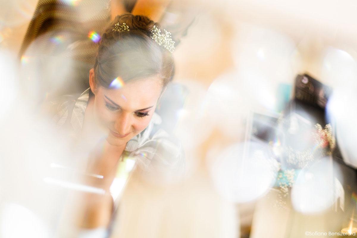Mariage de Mathilde & Alexandre au Miroir des Lys 12 preparatif mariage