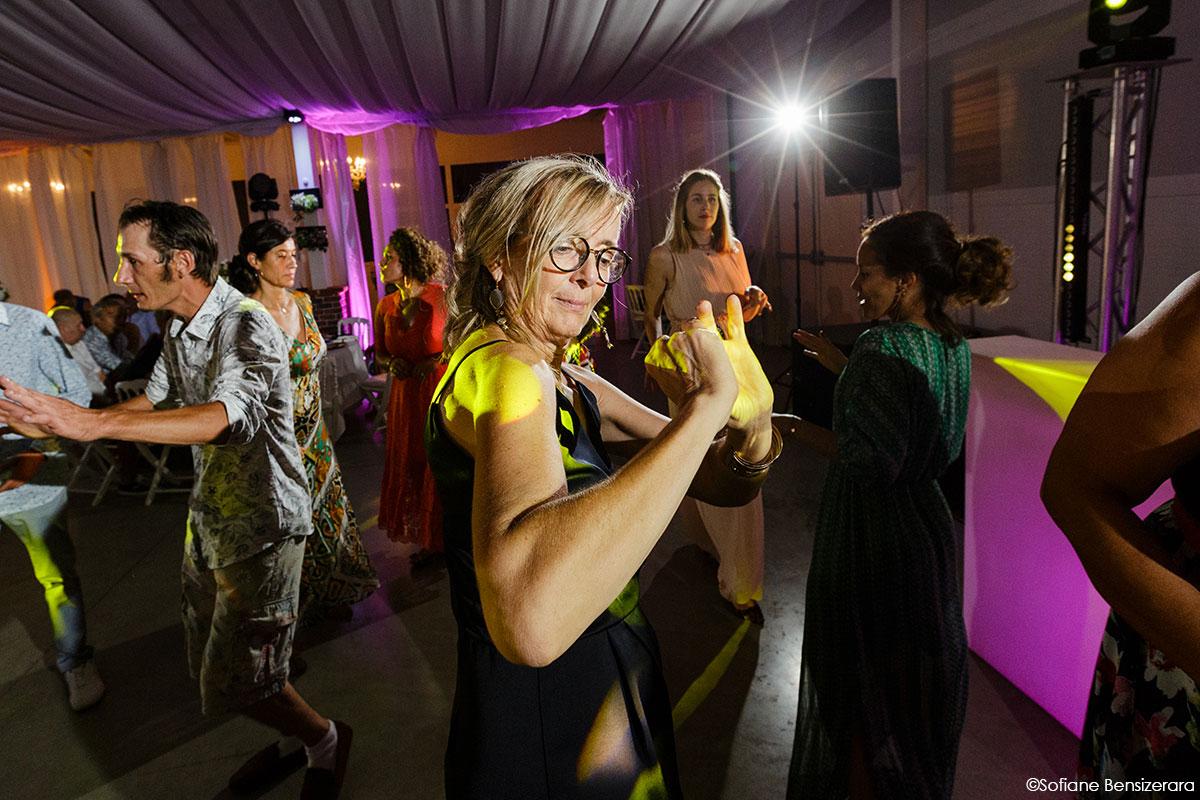 Mariage de Mathilde & Alexandre au Miroir des Lys 75 soirée dansante