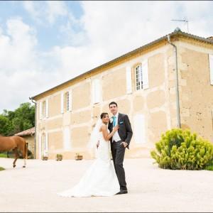 Nouveau mariage à la Chartreuse de Dane