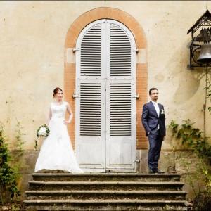 Mariage au Domaine des Marcoujans