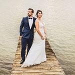 Mariage d'Elodie et Mathieu au Domaine de Bordeblanque